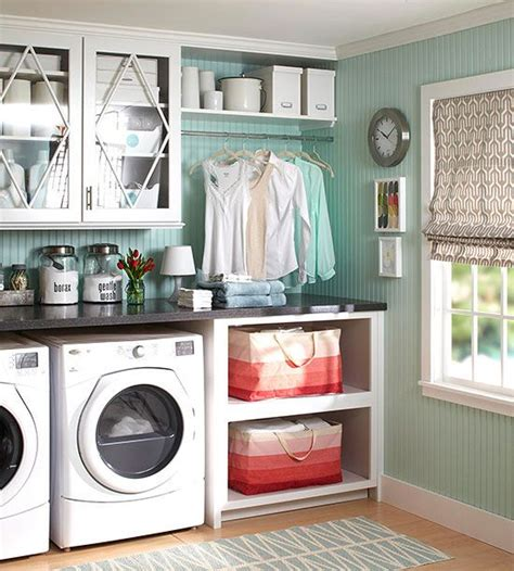 Creative Laundry Room Cabinetry Ideas  Creative, Glasses