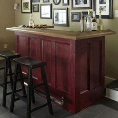 Portable Bars For Basements by How To Build A Bar Diy Bar Basements And Build A Bar