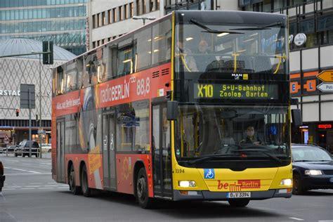 X10 Bus B V 3394 Auf Der Linie X10 Zum Zoo Aufgenommen Am 24 12