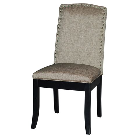chintaly macy upholstered dining side chairs set of 2