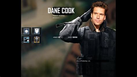 cook siege dane cook in siege rainbow six siege operation health