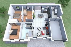 U00c9pingl U00e9 Sur Idee Plan Maison