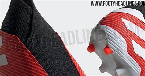 cheap adidas nemeziz  laceless boots leaked