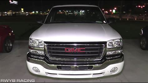 dig night nitrous awd truck  sloyote supercharged