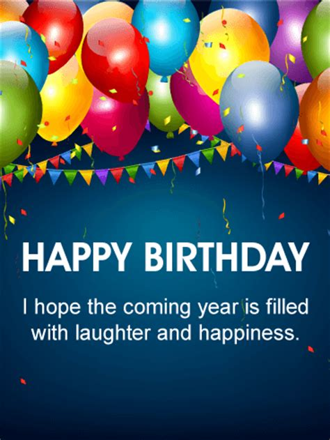vivid birthday balloon card birthday greeting cards