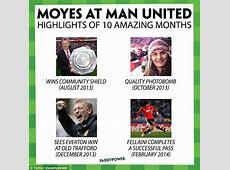 internet memes and jokes of David Moyes Manchester United