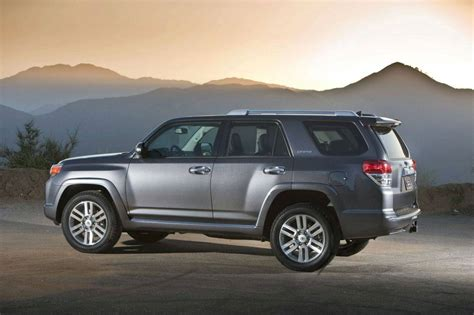 2009 Toyota 4runner Pictures 40l Gasoline Automatic