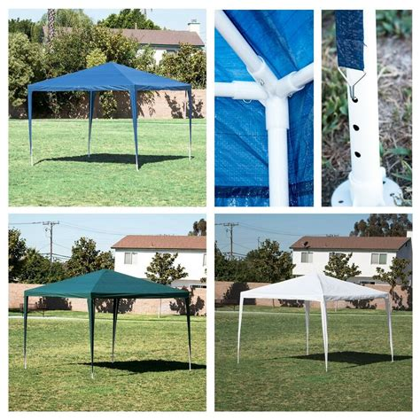 canopy party wedding tent heavy duty gazebo pavilion cater outdoor event ebay