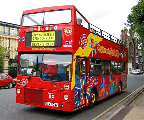 Visual Ecstasy Hop On And Hop Off In London City Manzeera