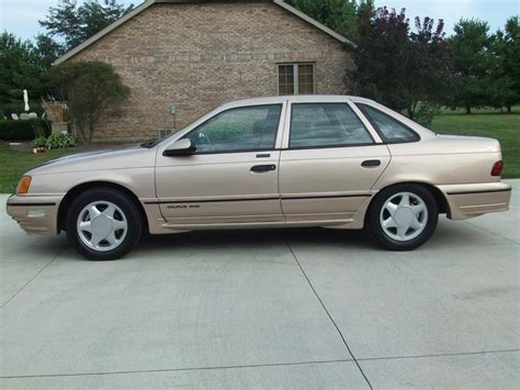 Ford Sho For Sale by 1991 Ford Taurus Sho For Sale Hemmings Motor News
