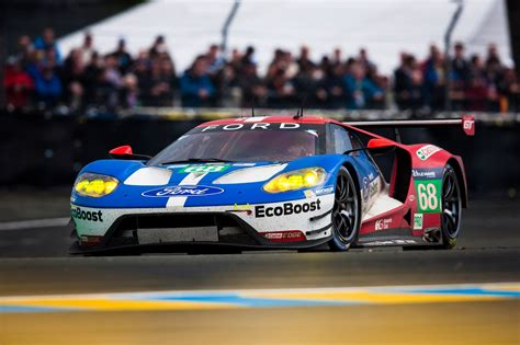 Ford Gt Takes First, Third, Fourth At The 24 Hours Of Le