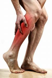 After Sprinting I Have Leg Pain And A Sharp Pain In My
