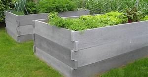 Betonplatten Mit Holzstruktur : holzoptik hochbeet mit berdachung kr uterkiste kr uterbeet ~ Markanthonyermac.com Haus und Dekorationen