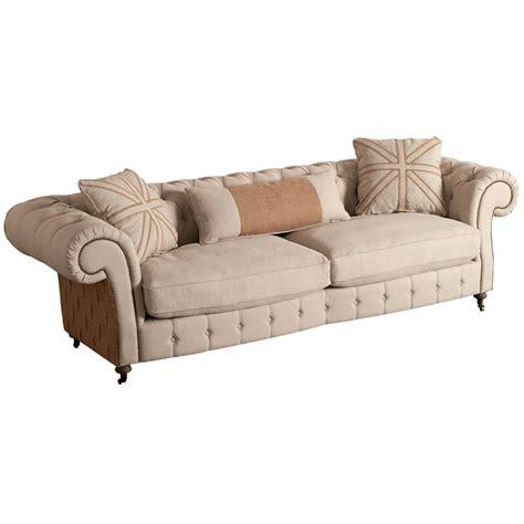 canapé sur roulettes canapé sofa à roulettes en toile de jute et
