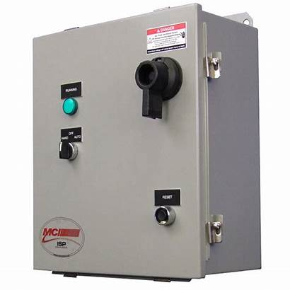 Panel Starter Simplex Isp Series Motor Control