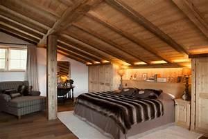 Schlafzimmer Französischer Stil : innendesign ideen im chalet stil die sie bewundern ~ Sanjose-hotels-ca.com Haus und Dekorationen