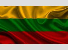 La bandera de Lituania historia e información