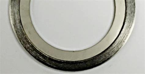 Spiral Wound Gaskets For Piping Flanges