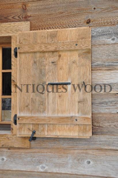 vieux volets en bois volets en vieux bois
