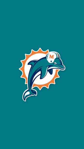 Miami Dolphins Iphone 6 Wallpaper Wallpapersafari