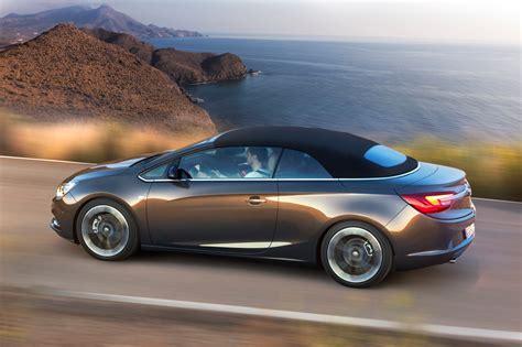 Opel Cascada by Opel Cascada Convertible In Europe Based On Buick Verano