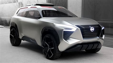 nissan xmotion concept signaling  future design