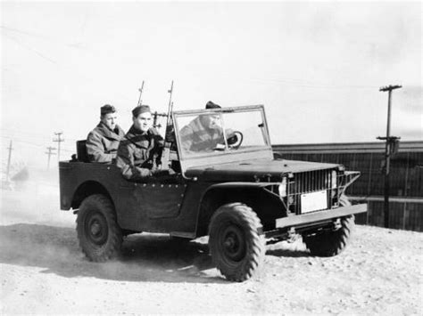 ford pygmy military vehicle photo