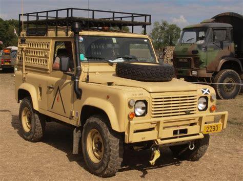 land rover military defender desert military version land rover pinterest posts