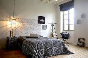 deco chambre de jeune homme With chambre jeune homme design