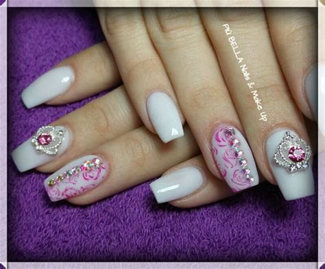 cool acrylic nail art designs ideas trends