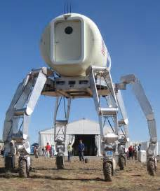 Future Space Exploration Robots
