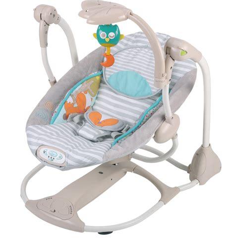 newborn multifunctional electric swing baby rocker