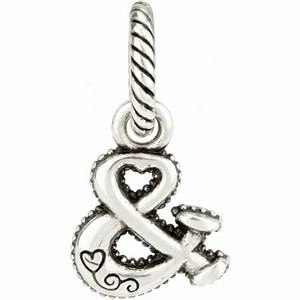 alphabet abc small ampersand charm charms With brighton letter charms