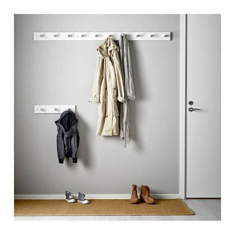 porte manteau de porte ikea kubbis rack with 3 hooks white ikea