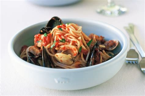 spaghetti marinara recipe tastecomau