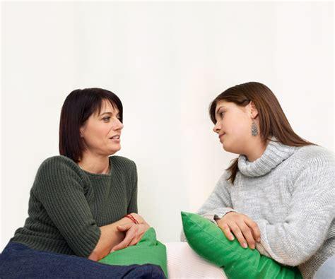 talking   teen parenting teens