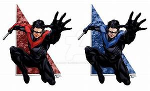 Nightwing Rebirth and What is Needed   Comics Amino