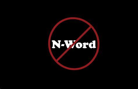 Später erklärt er dann, es habe sich lediglich um ironie gehandelt. The N-Word: Let's Cease and Desist - Belt Magazine
