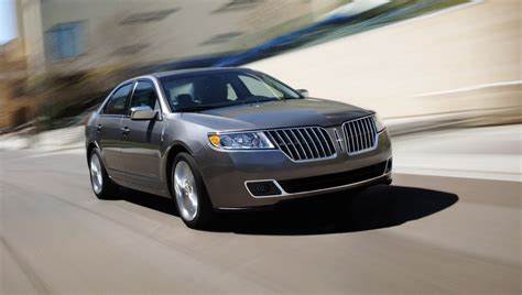 mkz lincoln hybrid rated sedan goes baby underestimated demand version its topspeed thedetroitbureau