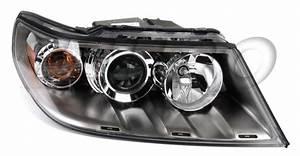 Saab Headlight Assembly 19121825