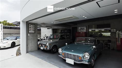 zaus garage house ザウスガレージハウス website designawards asia