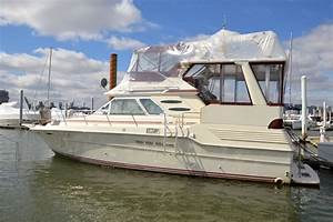 1987 Sea Ray 41 Aft Cabin Power Boat For Sale