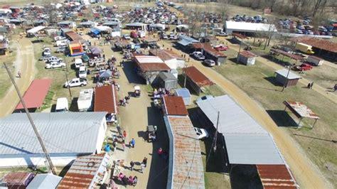 flea markets  mississippi   open year