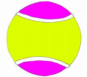 Tennis Ball Graphic