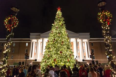 fun liberty  planned  campus  christmas