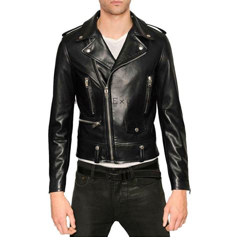 moto biker jacket stunning men leather moto jacket buy leather stunning