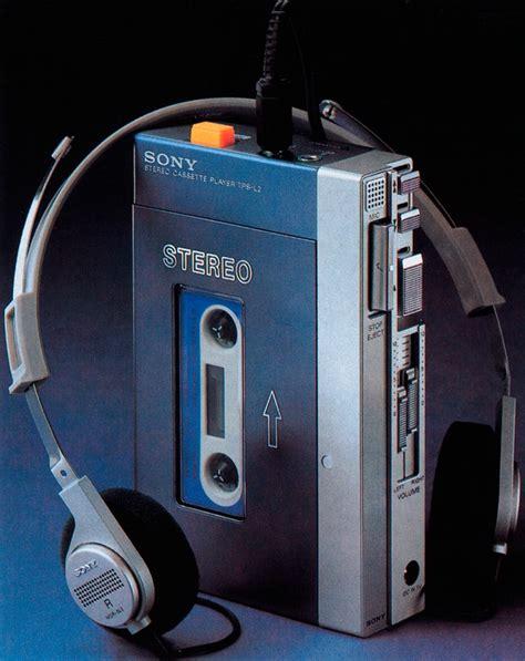 Cassette Walkman by Can Sony Recapture The Magic Of The Original Walkman