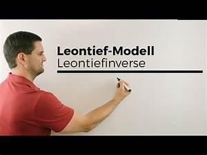 Ausbringungsmenge Berechnen : leontief ~ Themetempest.com Abrechnung