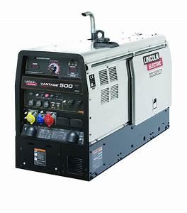 Multi Process Generator Vantage 500ce  Lincoln Electric