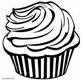 Cupcake Coloring Printable Cupcakes Cool2bkids Baked Goods Hard Drawing Colouring Outline Clipart Template Giant Sheets Printables Muffin Clipartmag Getcolorings Yummy sketch template